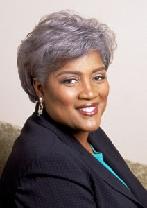 Donna Brazile, one of the recipients of this year's Women of Power Legacy Awards