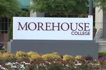 MorehouseCollegeSign